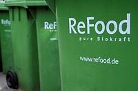Green bins ReFood