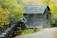 Mingus Mill in Smoky Mountains National Park
