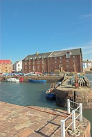 Harbour North Berwick East Lothian Scotland