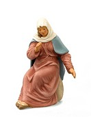 Nativity figures  Maria Virgin