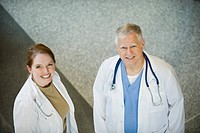Doctors, portrait