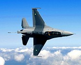 Air Force officials are set to deliver the first of 18 new F-16 Fighting Falcon jet fighters to the Pakistan air force