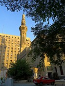 Mosque of Omar Makram, Cairo Down Town, Egypt