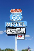 Historic Route 66 Motel Seligman Arizona