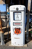 Old Gas Pumps Hackberry General Store Route 66 Arizona