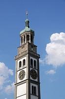 Perlach Tower in Augsburg