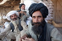 market in tarin kowt, Afghanistan