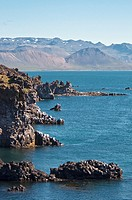 Arnarstapi, Breidavik  West Iceland