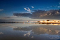 Seaside at Margate, Kent, England, Great Britain, Europe