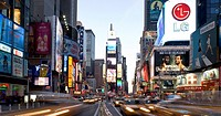 Times Square, Downtown Manhattan, New York City, New York, North America, USA