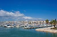 Marina of Lagos, Algarve, Portugal
