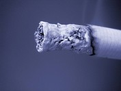 tip of a cigaret