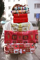 Many christmas gifts
