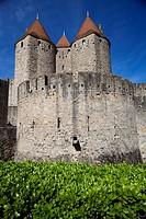 La Cite de Carcassonne - Carcassonne, France