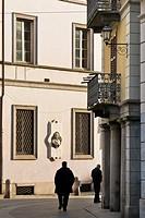 domodossola, piemonte, italia