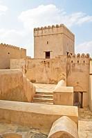 fortezza di nakhal, sultanato dell´oman