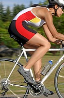 cycling close_up