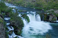 Steelhead Falls, Deschutes Wild & Scenic River, Steelhead Falls Wilderness Study Area, OR