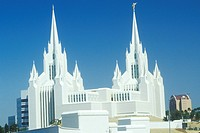 Mormon Temple in Northern San Diego California