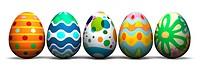 Easter Egg Line