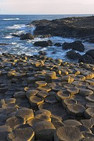 Basalt Rock Formation, Giant´s Causeway