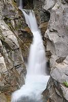 Upper Christine Falls, Washington State, USA