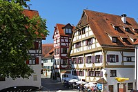 Germany, Old Town of Ulm