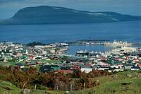 Denmark, Faroe Islands, Torshavn