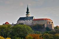 Castle in Nitra, Slovakia