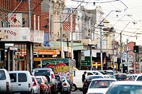 Smith Street Collingwood, Melbourne, Australia