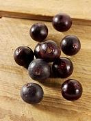 Acai berries, berry