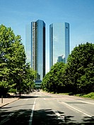 Deutsche Bank Towers, Frankfurt