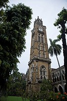 Rajabai Clock Tower at the University of Mumbai