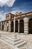 BASILICA OF SAN VICENTE, AVILA, CASTILLA Y LEON, SPAIN