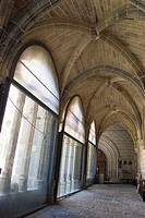 Cathedral Cloister AVILA, CASTILLA Y LEON, SPAIN