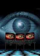 Surveillance, conceptual image.