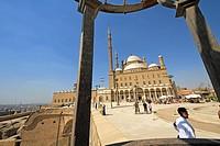 Mohamed Ali Mosque. Cairo. Egypt.
