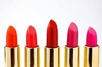 Five Lipsticks