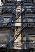 Building, Soho, New York, USA