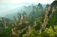 Zhangjiajie, Hunan Province, China, Asia