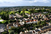 Boxmoor village of Hemel Hempstead, Hertfordshire, UK