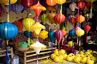 Traditional lanterns, Hoi An, Vietnam
