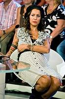 11 09 2010, RAI MIlano, Extra Factor show  Syria