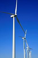 Windmills  Lleida, Catalonia, Spain