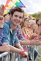 Young people at festival (thumbnail)