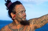 Maori Raiatea French Polynesian