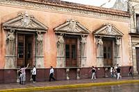 MEXICO. Central Plaza, Merida, Yucatan
