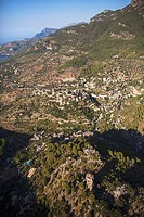 Deia, Mallorca, Balearic Islands, Spain