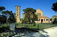 Basilica di Sant´Apollinare, Ravenna, Emilia Romagna