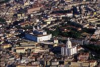 Portugal, Lisbon, aerial view